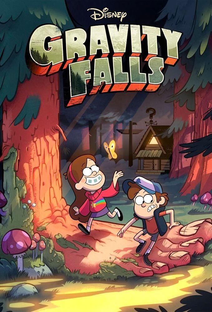 Gravity Falls Watch Online